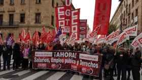 concentracion sindicatos salarios