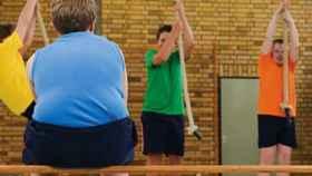 La obesidad infantil se está convirtiendo en un problema de salud pública.