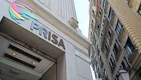 Sede del grupo Prisa, editor de 'El País', en el centro de Madrid.