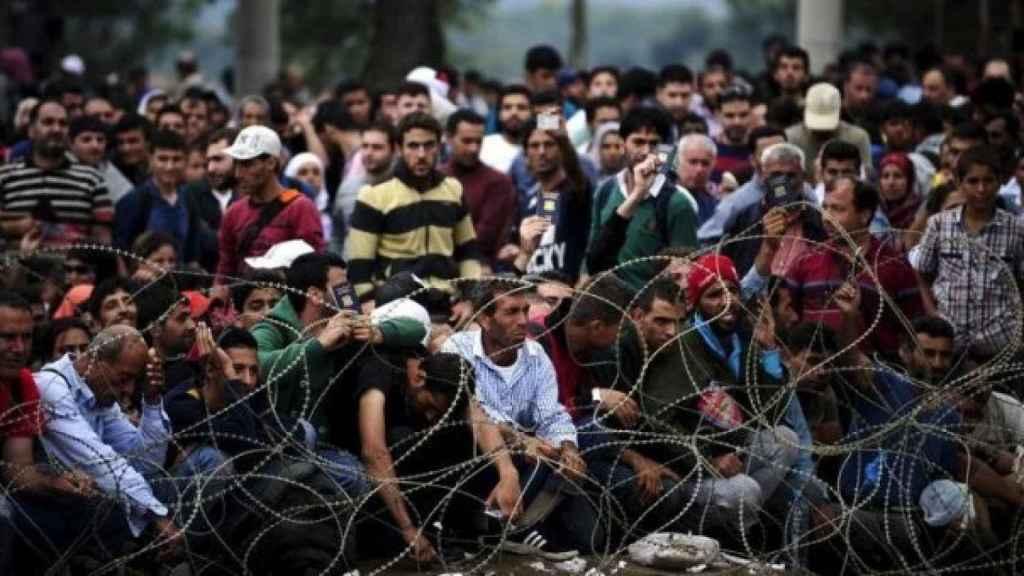 Cerca de 34.000 inmigrantes han muerto al intentar cruzar el Mediterráneo