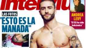 Pelayo Díaz ('Cámbiame') se desnuda en la portada de Interviú