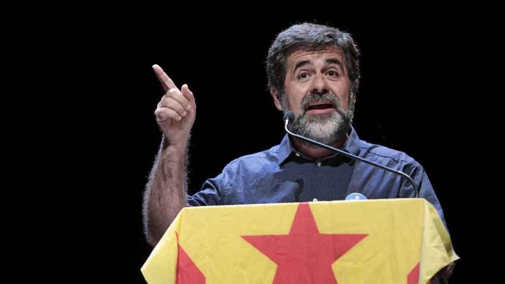El expresidente de la ANC, Jordi Sánchez.