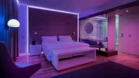 Una de las 'Room mood' de NH Collection Madrid Eurobuilding.