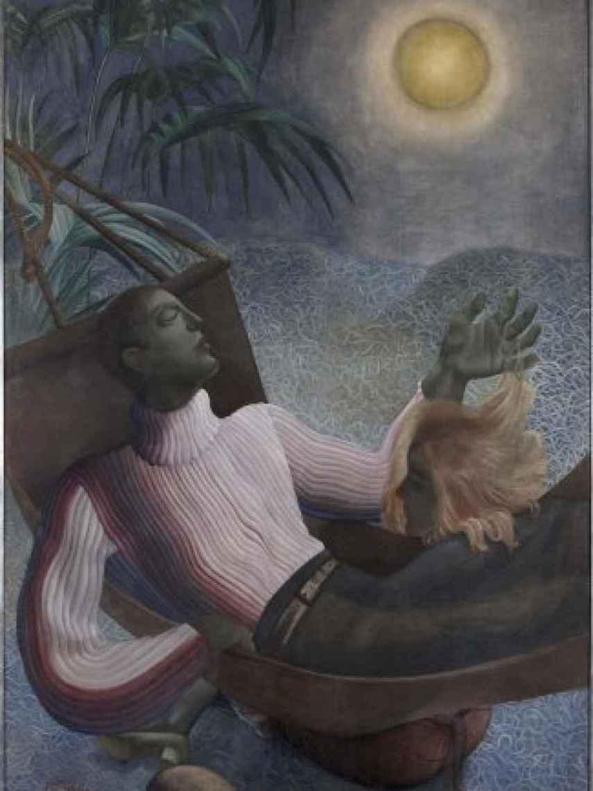 El descanso, 1930.