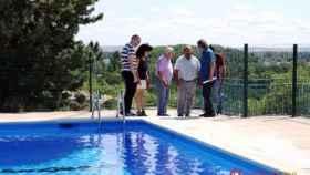 zamora piscina transito 2