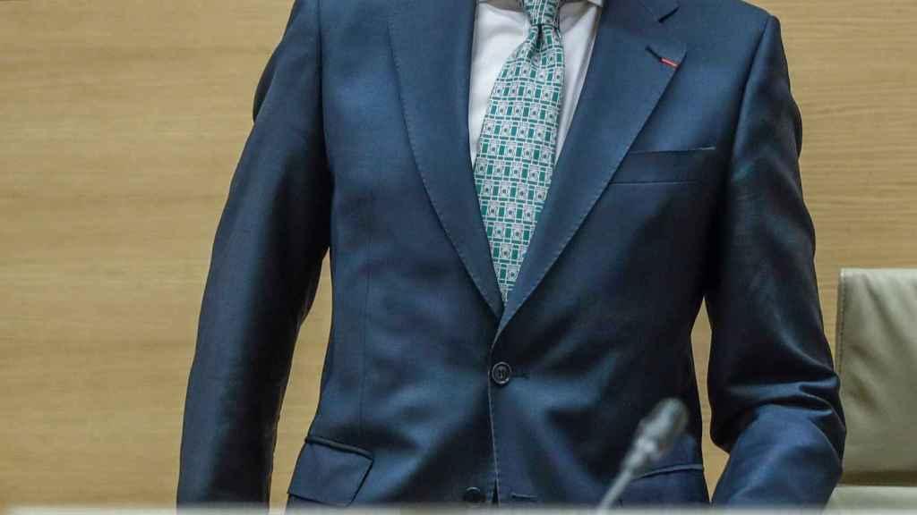 El coronel jefe de la UCO, Manuel Sánchez Corbí.