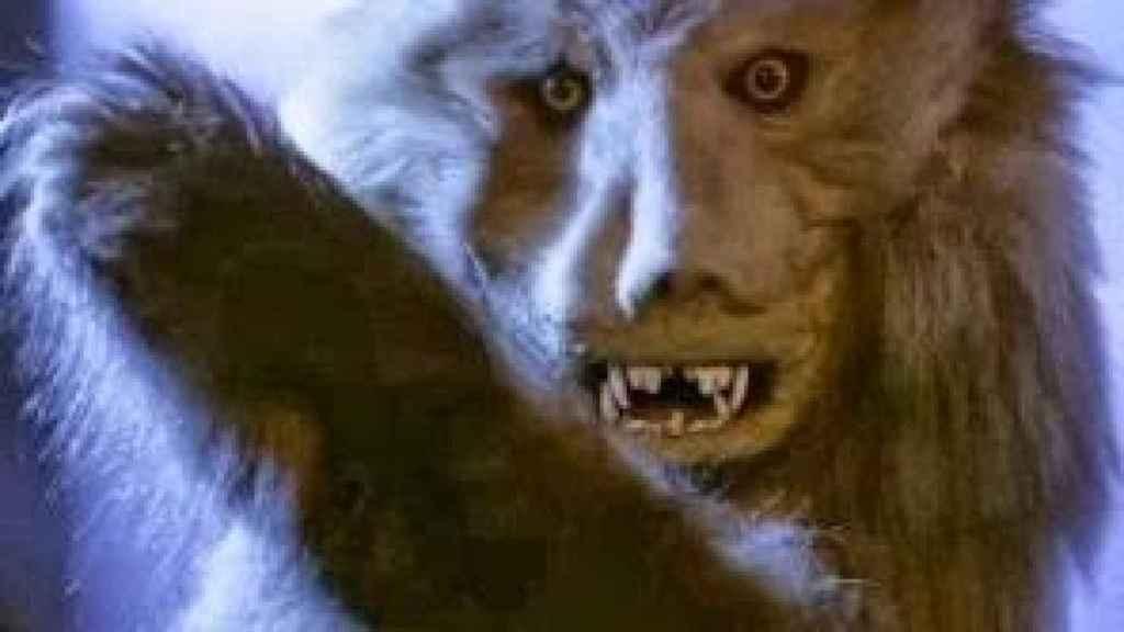 El Yeti nazi de Bolzano está fabricado con cuerpo de oso y dientes de perro.