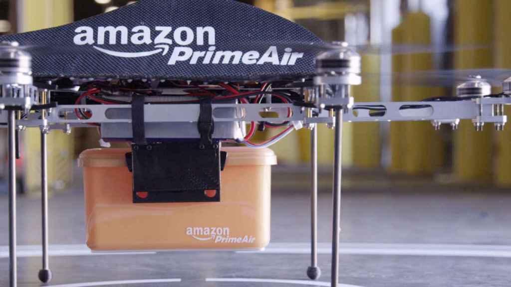Drones Amazon Prime Air.