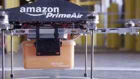 amazon drones prime air