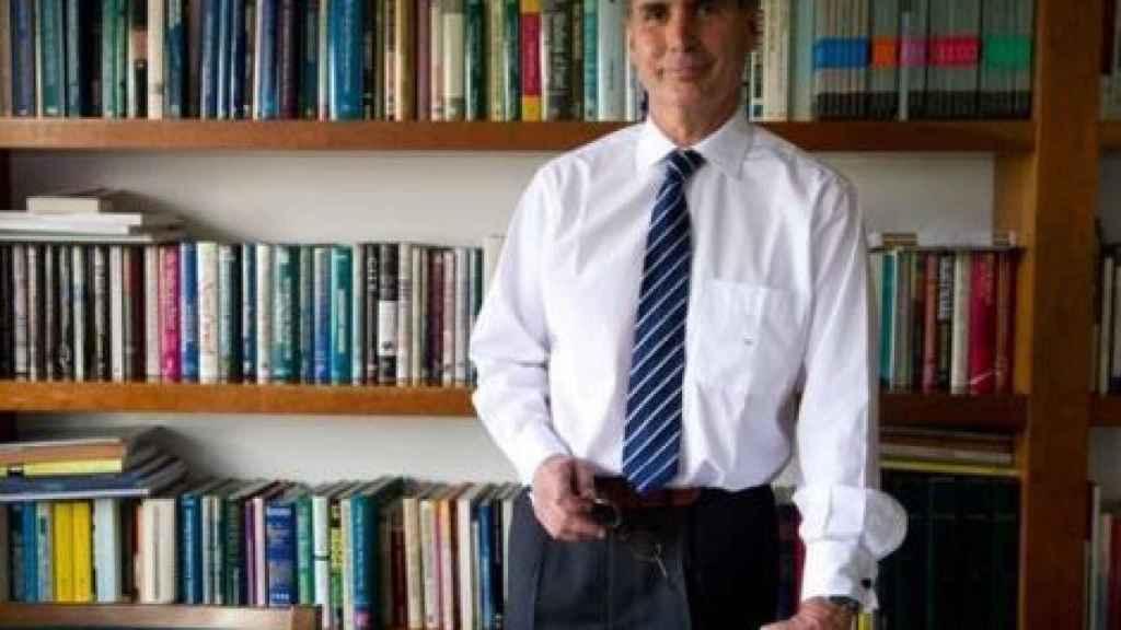 Santiago Eguidazu, presidente de Alantra, en una imagen de archivo.