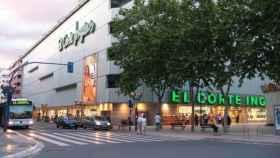 Imagen de un centro comercial de El Corte Inglés.
