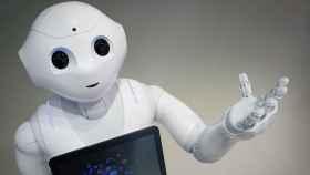 Pepper, el nuevo asistente robótico de Lopesan