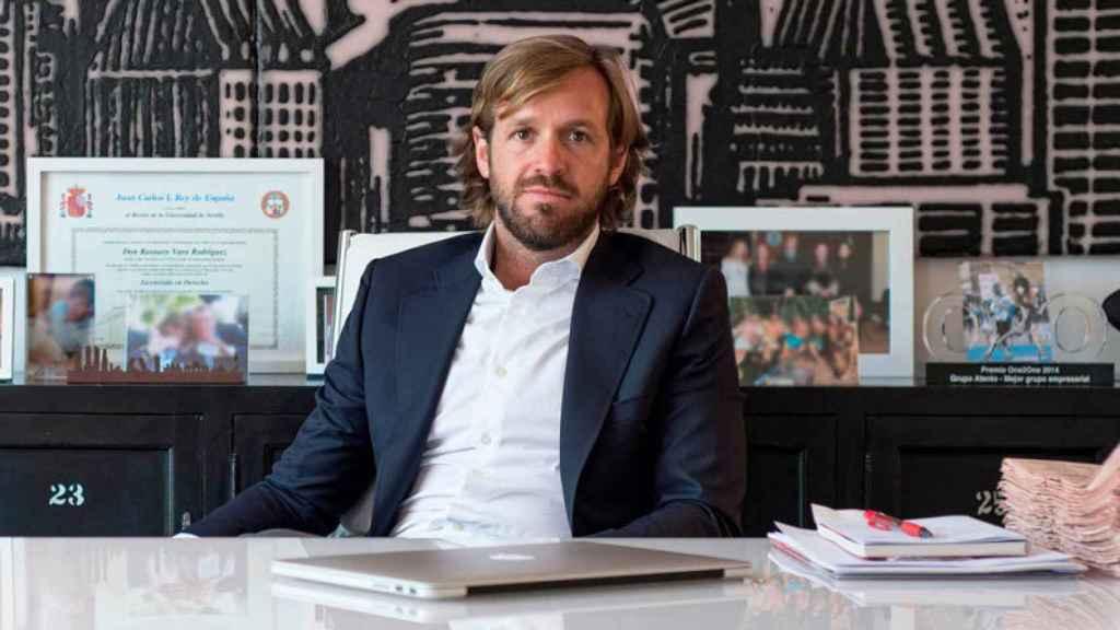 Rosauro Varó entra en la filial de Cabify.