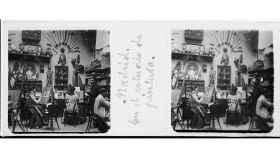 Señoritas y pintoras: una foto olvidada por la historia del arte