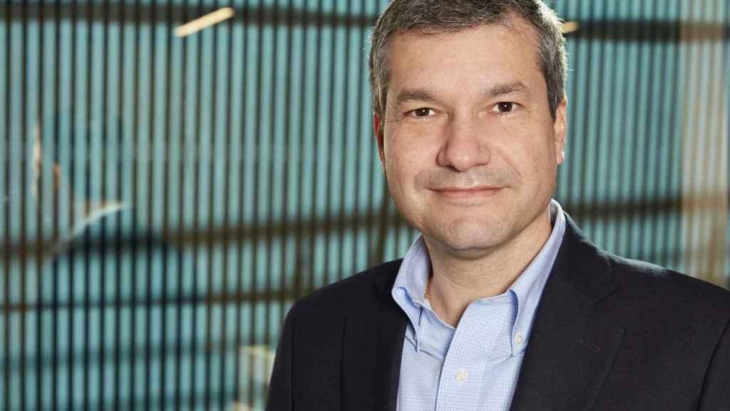 Javier Solans, director general de P&G para España y Portugal.