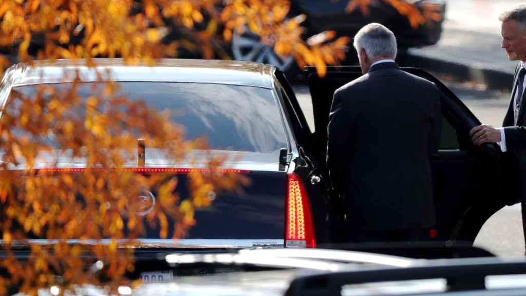 Tillerson sale de la Casa Blanca este jueves