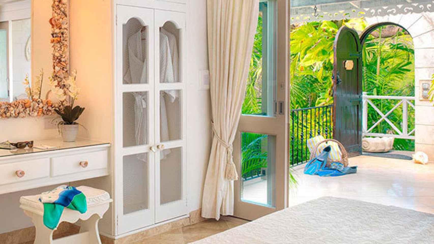 Las imágenes del hotelazo de los invitados de Ana Boyer y Fernando Verdasco