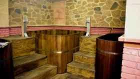 Un baño relajante en cerveza: el primer Beer Spa llega a España