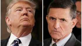 Trump y Flynn