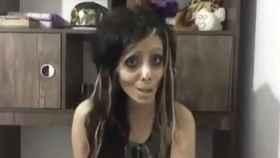 La momia de Angelina ¿fake?