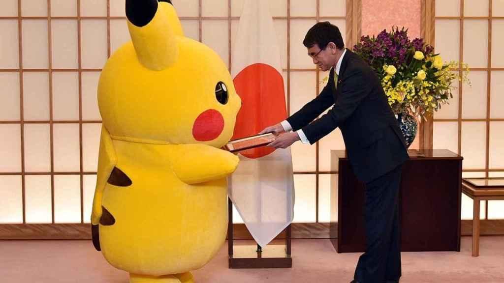 Pikachu y Hello Kitty son nombrados embajadores porque en Japón son así