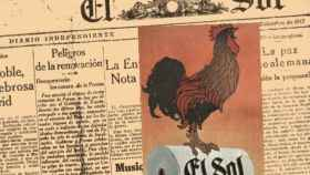Imagen del periódico El Sol.