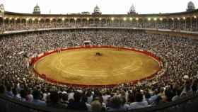 Última corrida de toros en la Monumental