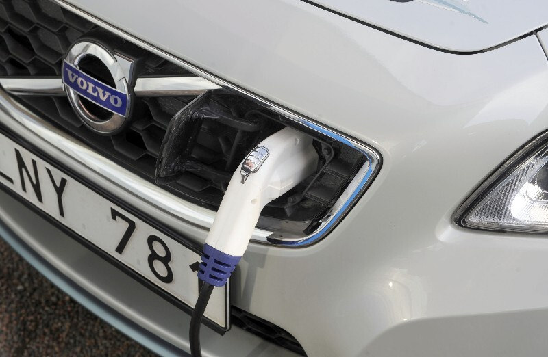 volvo coches electricos