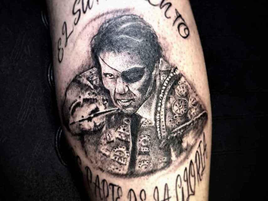 El tatuaje de Diego
