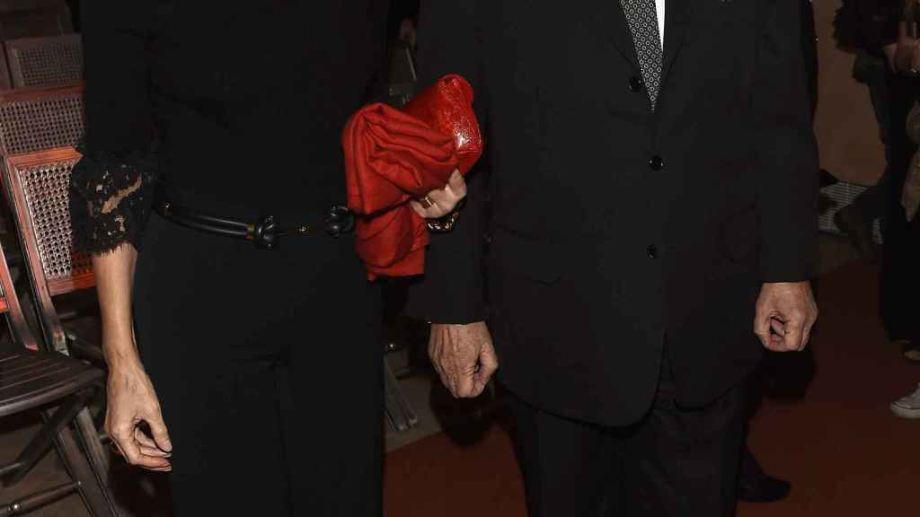 Isabel Preysler y Mario Vargas Llosa,