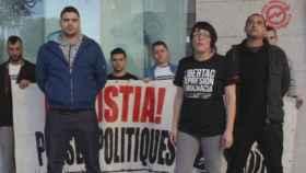 El colectivo de rap La Insurgencia.