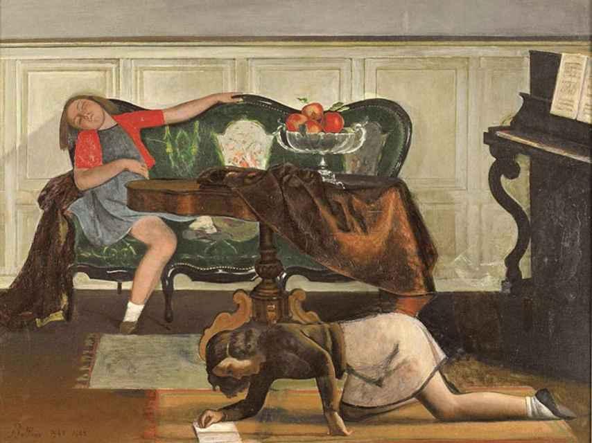 The Salon, 1941-43.