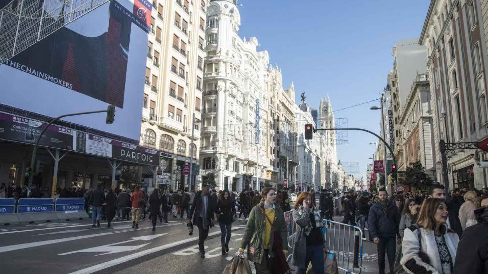 Los inversores aumentan la compra de pisos de segunda mano en Madrid.