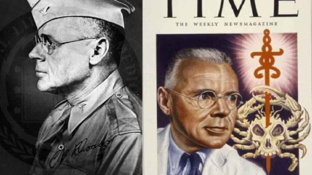 Los buenos tiempos para el oncólogo, portada de Time.
