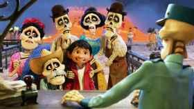 Fotograma de la película Coco, de Pixar.