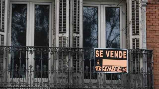 Vivienda en venta en Madrid.