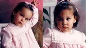 Las gemelas Míriam y Esther tenían tres años: Sólo les diferenciaba un lunar en la pierna.