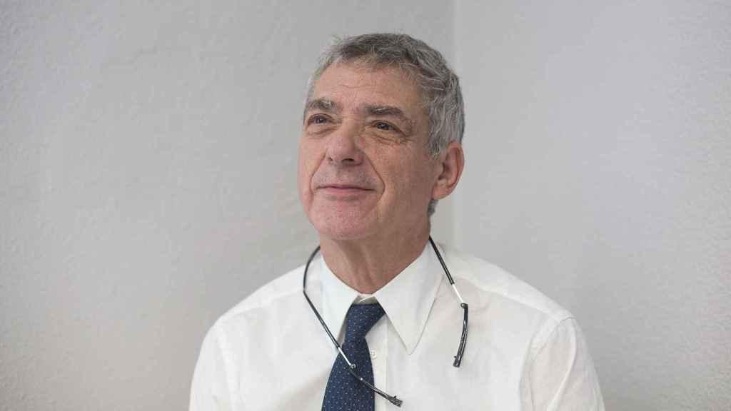 Ángel Villar.