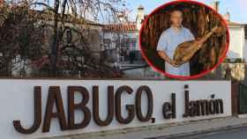 La vida en Jabugo gira en torno al cochino.