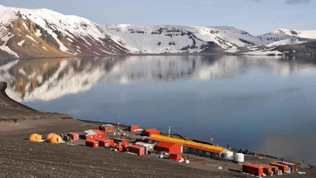 La base española de la Antártida que honra con su nombre a Gabriel de Castilla.