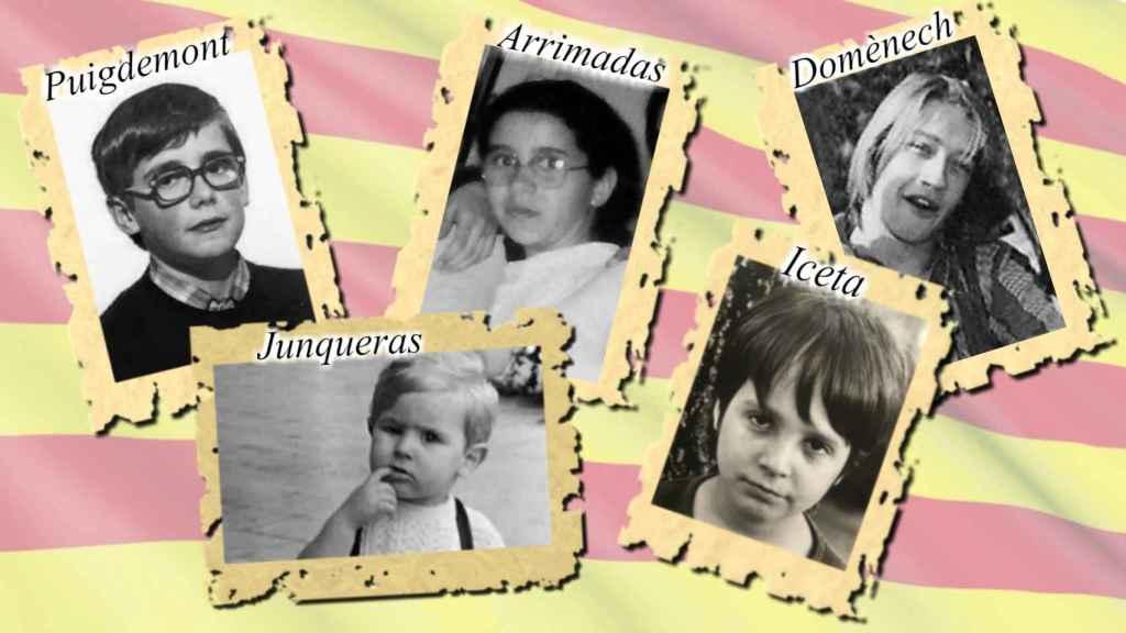 Los candidatos a la Generalitat acudieron, en su mayoría, a colegios concertados.