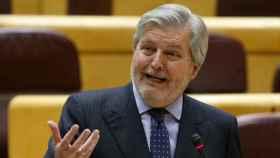 Méndez de Vigo en el Senado.