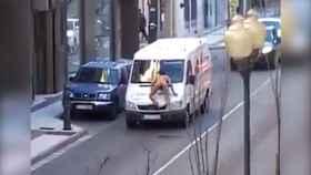 Detenido un hombre desnudo por las calles de Tudela