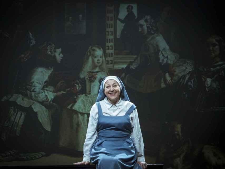 Las Meninas, el fondo de la obra de teatro de Ernesto Caballero.