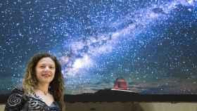 Amina Helmi, la arqueóloga galáctica.