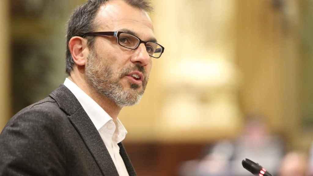 El vicepresidente balear, Biel Barcelò.