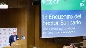 Intervención del subgobernador del Banco de España, Javier Alonso.