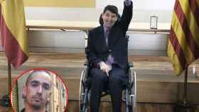 Con 39 años Juan José Salas quedó tetrapléjico. Fue en el año 2006. Desde entonces va en silla de ruedas.