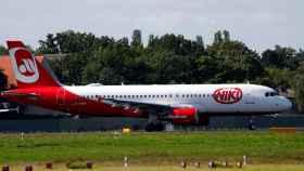 Avión de Niki en una imagen de archivo.