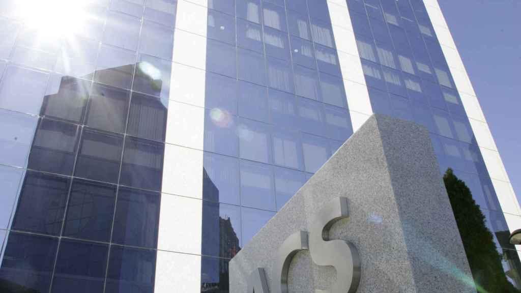 La sede del Grupo ACS.